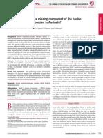 Mycoplasma BRD Horwood Et Al-2014-Australian Veterinary Journal