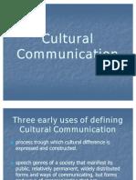 24891241 Cultural Communication
