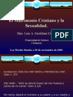 El Matrimonio y La Sexualidad