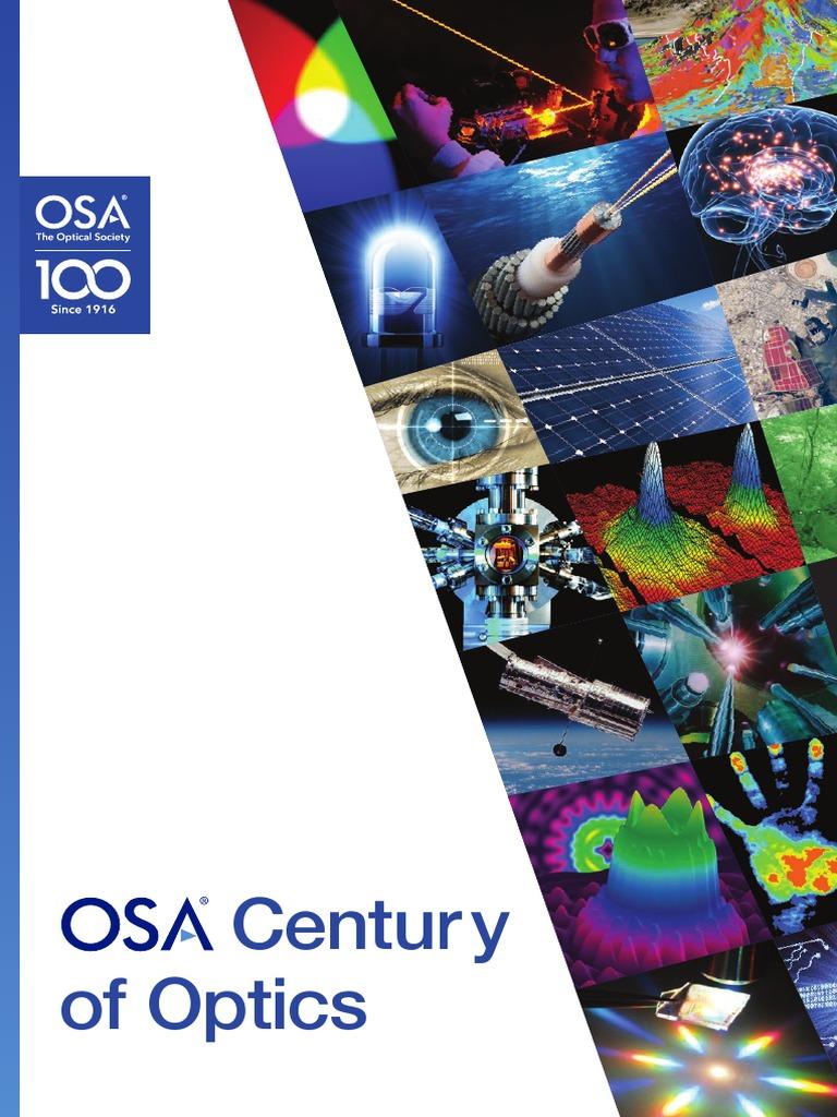 Century of Optics   Luminiferous Aether   Light
