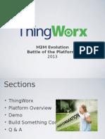 ThingWorx Battle Slides