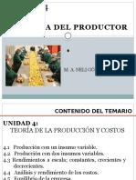 Economia Empresarial Unidad 4