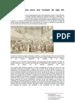 ZM La Pelota Vasca. Una _novedad_ Del Siglo XIX
