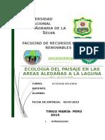 Ecologia de Paisajes
