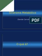 Sindrome Plurimetabólico uma perspectiva lipocêntrica