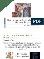 5. Historia Natural de La ENF y Niveles de Prevencion