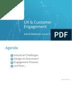 GE Predix Transform 2016 - UX and Customer Engagement