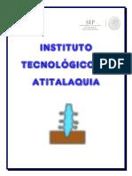 Curriculum Institucional 2016