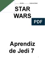 Aprendiz de Jedi 07 - Cautivos Del Templo