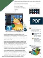 Eliminar Apps en Windows 10