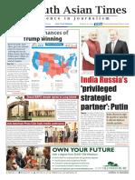 Vol.9 Issue 25 - October 15-21, 2016
