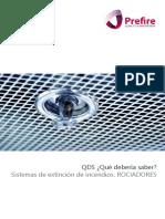 PCI Rociadores QDS