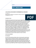 Vol 62_3-4 ANALGESIA FOR RODENT EXPERIMENTAL SURGERY.doc