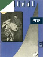 Revista Teatrul, nr. 12, anul IV, decembrie 1959
