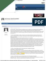 Soluciones Ralenti Inestable - Audi A3 8P (2003-2012) - Audisport Iberica