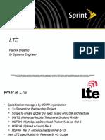 02 LTE Sprint Urgento