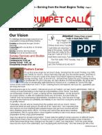 TrumpetCall 2016-9-25