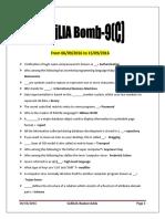 Gorilla Bomb 9(C)