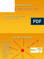 Campo electrostático