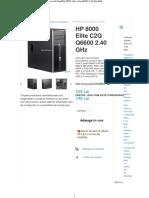 HP 8000 Elite C2Q Q6600 2.40 GHz.pdf