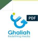 Ghalia Rate Card