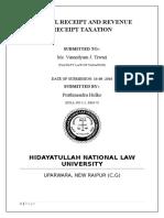 Tax Prathmendra