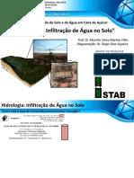 Hidrologia Infiltração