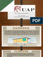 Zaqpatas Trapezoidales- Concreto II