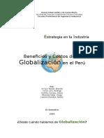 Beneficios y Costos de La Globalización en El Perú (2)