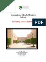 Secondary Handbook 2016-17