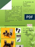 Presentación Electrónica II UVM San Andrés Sesión IV