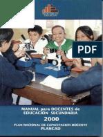 Manual PLANCAD Sec