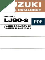 Lj 80 Parts Catalogue