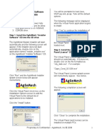 Quick VP Software Installation Guide Rev 1