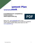 Development Plan Guidebook