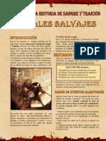 Spartacus-Animales Salvajes Variante Castellano_por_Alezar88