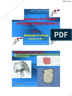 2017 Dr Ghazy DELTA LEVEL 4 LECTURE 2 PARTIAL COVERAGE RESTORATIONS 2.pdf