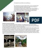 Acontecimientos Históricos Guatemala Inf e Img