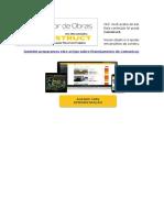 Gestor de Obras - Plano de Comunicação Construção-DOWNLOAD