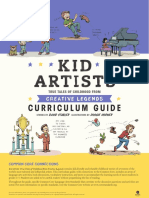 Kid Artists Curriculum Guide