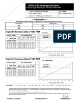 6BTA5.9G2 - Engine Data Sheet
