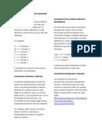 Conversion Entre Bases Numerica
