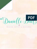 Danielle Duet | Digital Portfolio