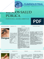 Capacitación Riesgos Salud Pública