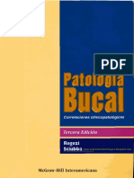 Regezzi Patologia Bucal Clinicopatolc3b3gicasevolucionodontologica1