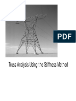Stiffness Method in Trusses.pdf