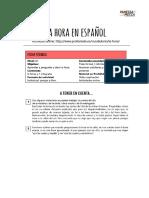 A1 Unid5 Lashoras Fichaprofe