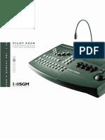 Manuale SGM–Pilot 3000