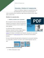 Modelos de Educación y Modelos de Comunicación
