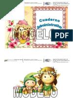 Cuaderno Administrativo Modelo